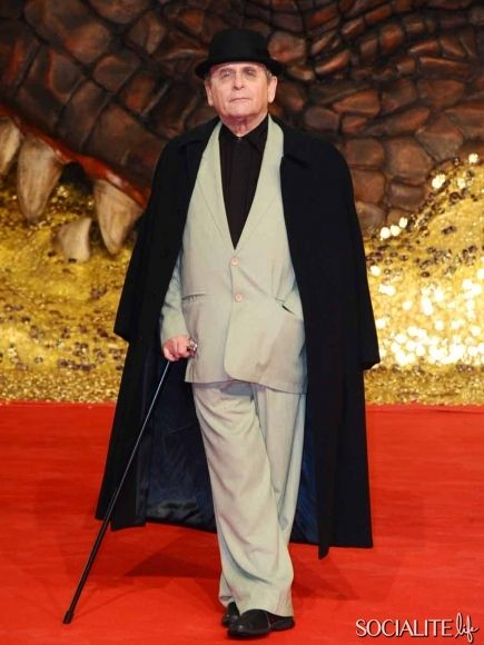 Sylvester McCoy - Celebrities Attend 'The Hobbit: The Desolation Of Smaug' Premiere In Berlin