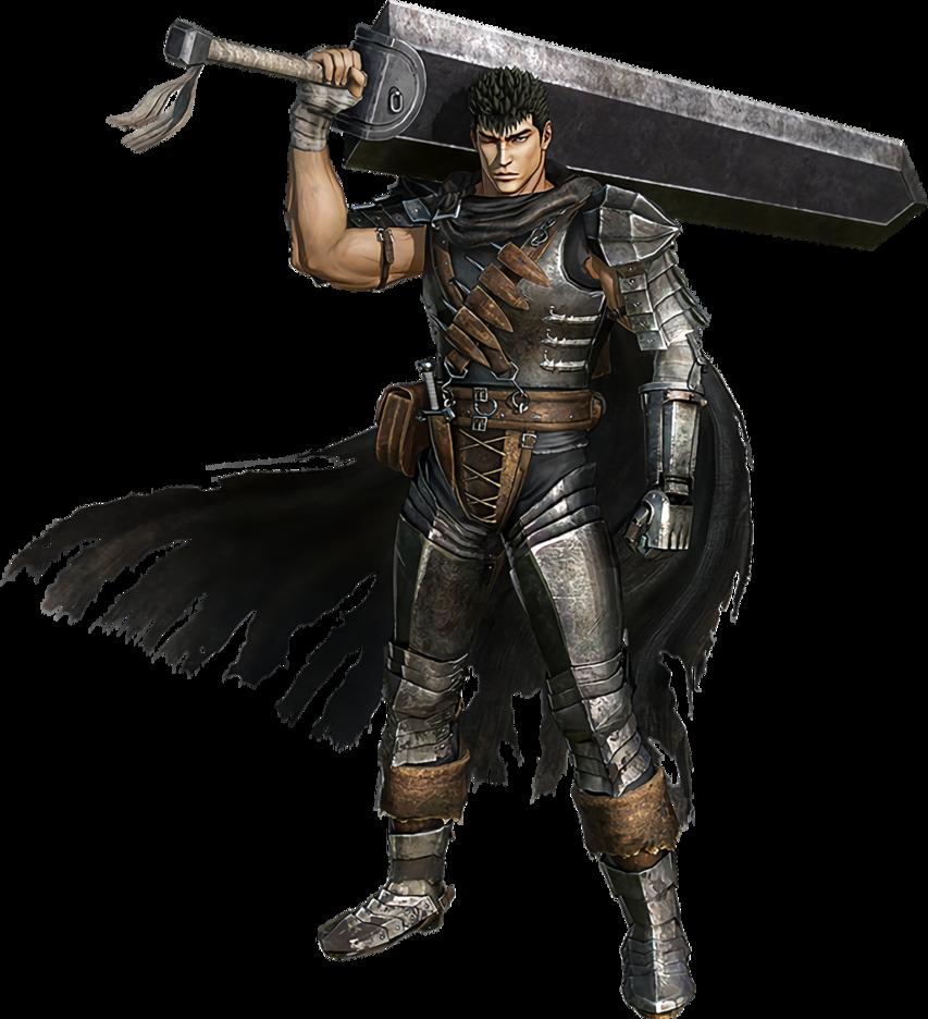 Berserk Warriors Guts By Hes6789 Berserk Great Sword Sword Poses