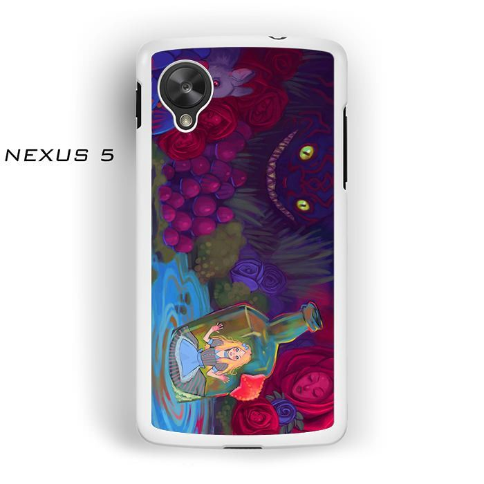 Alice in Wonderland image for Nexus 4/Nexus 5 phonecases