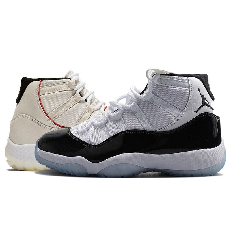best cheap 0b571 a705a Gym Red Jordan retro 11 XI Men Basketball Shoes win like 82 96 Cap and Gown