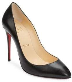 6d40647ca2c9 Christian Louboutin Eloise 85 Leather Pumps
