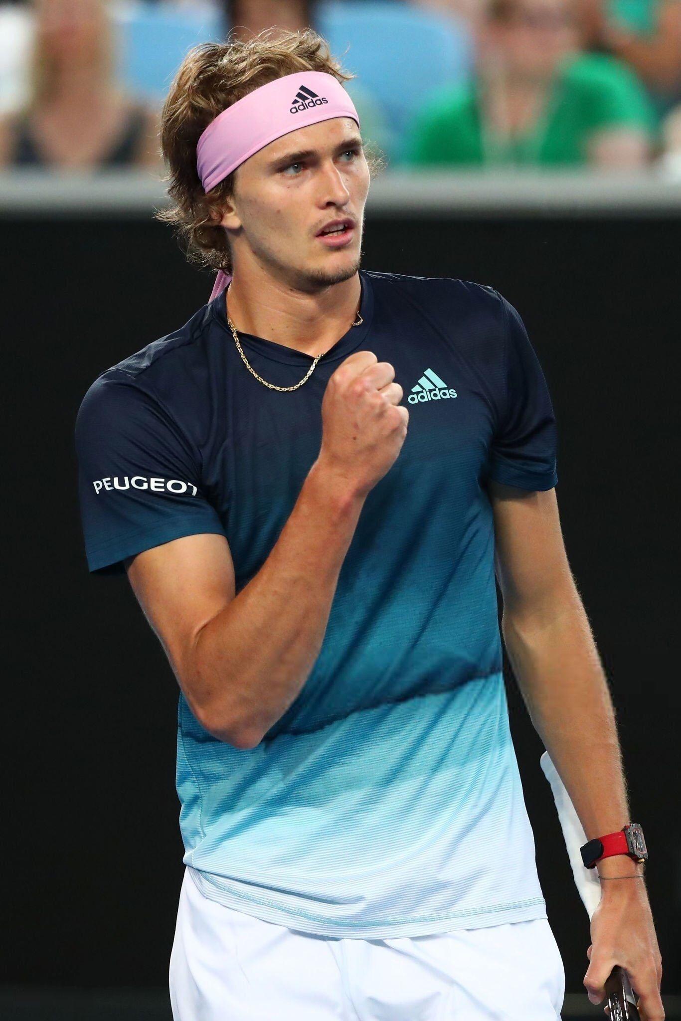 From Twitter Alexander Zverev Tennis Players Mr Perfect