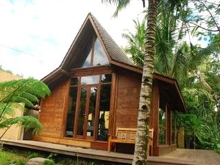 Tropical Hut Thai Thailand Jungle Hut Bale Sala Guest House Outdoor Room Garden Room Cabins And Cottages Outdoor Rooms Garden Buildings