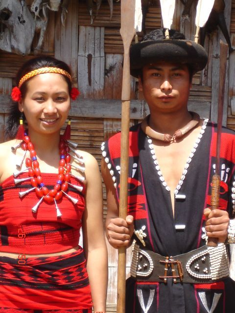 907b841e0e Angami Naga tribe in traditional attire | Peoples and traditional ...