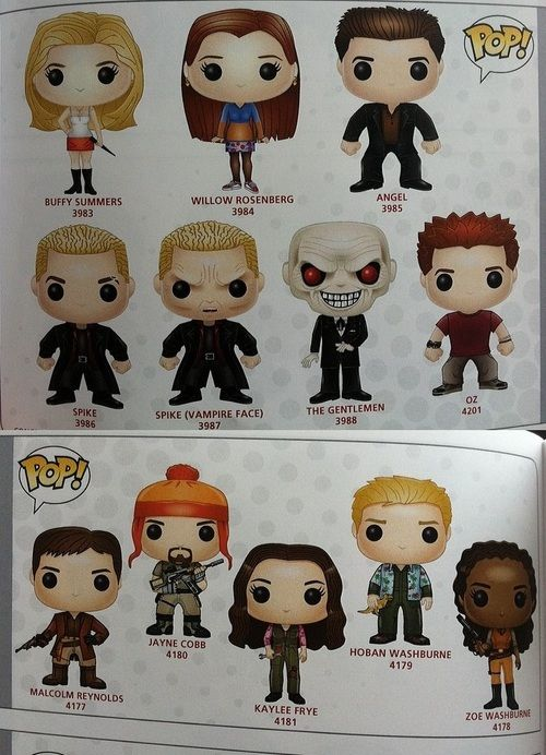 Whedonverse Funko Pop Figures Available For Pre Order Funko Pop Television Firefly Funko Pop Television B Pop Figures Mystery Minis Buffy The Vampire Slayer