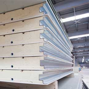 Nu Tek Structural Insulated Wall Panels Are A High