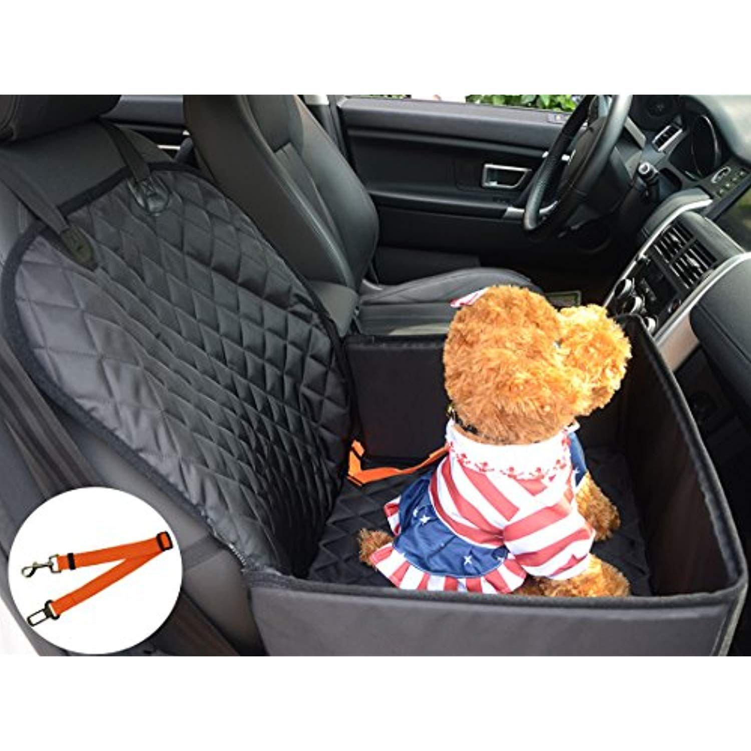 FLR Pet Dog Seat Cover for Car Waterproof Washable Pet Dog