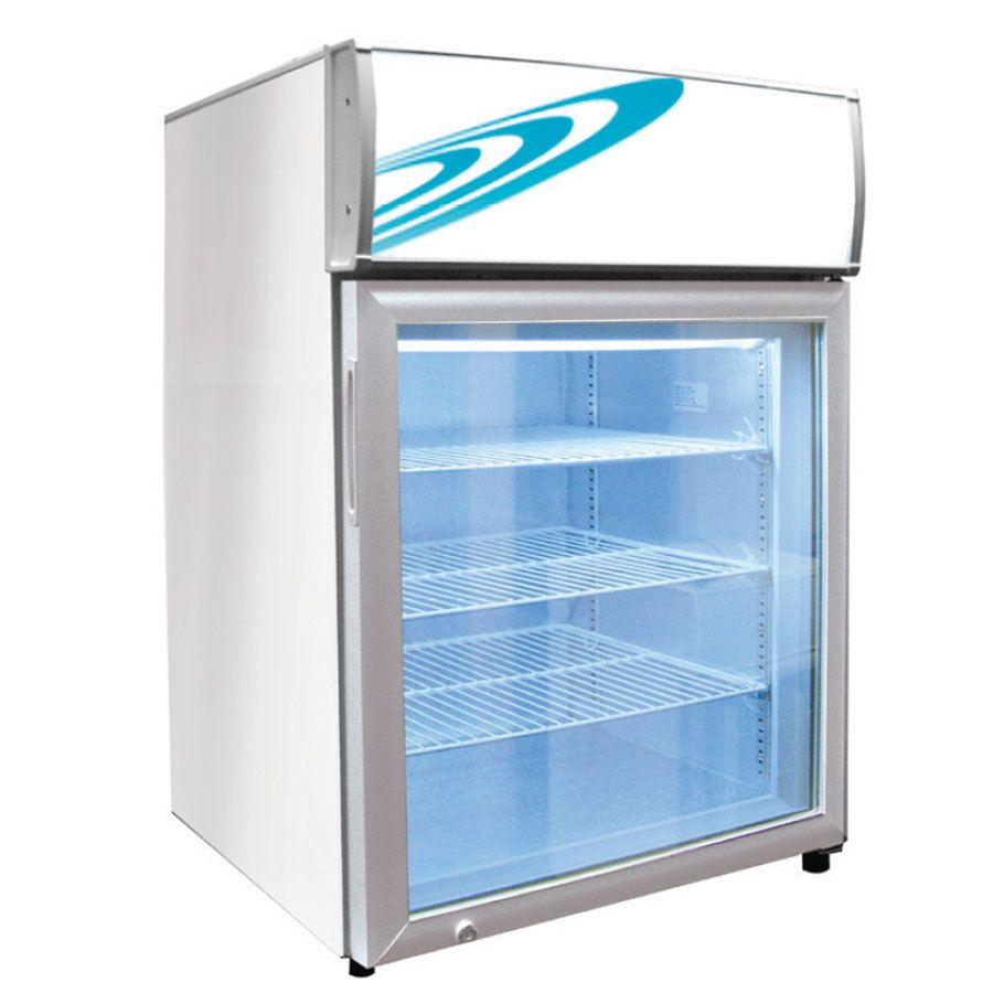 Excellence ctf 4ms white countertop display freezer with swing door excellence ctf 4ms white countertop display freezer with swing door 35 cu ft planetlyrics Gallery