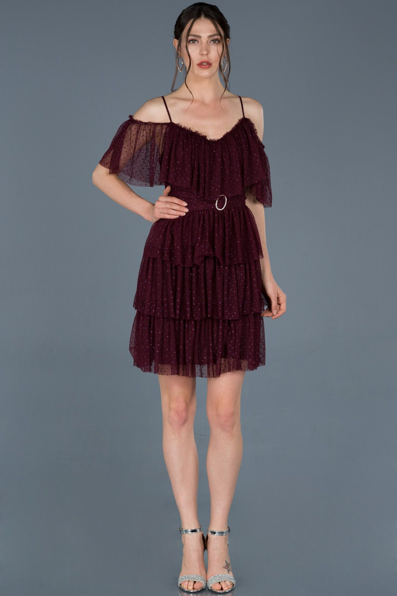 Murdum Askili Mezuniyet Elbisesi Abk413 2020 Mini Elbise Elbise Modelleri Elbise