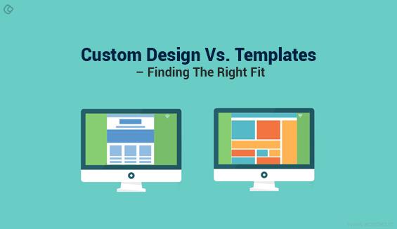 Custom Web Design Vs Website Templates Finding The Right