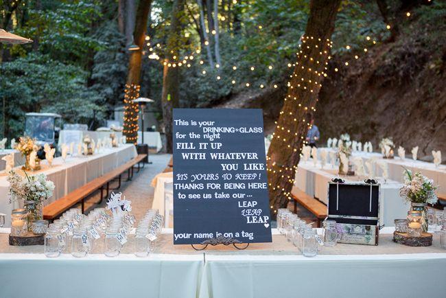 California DIY Wedding At Saratoga Springs