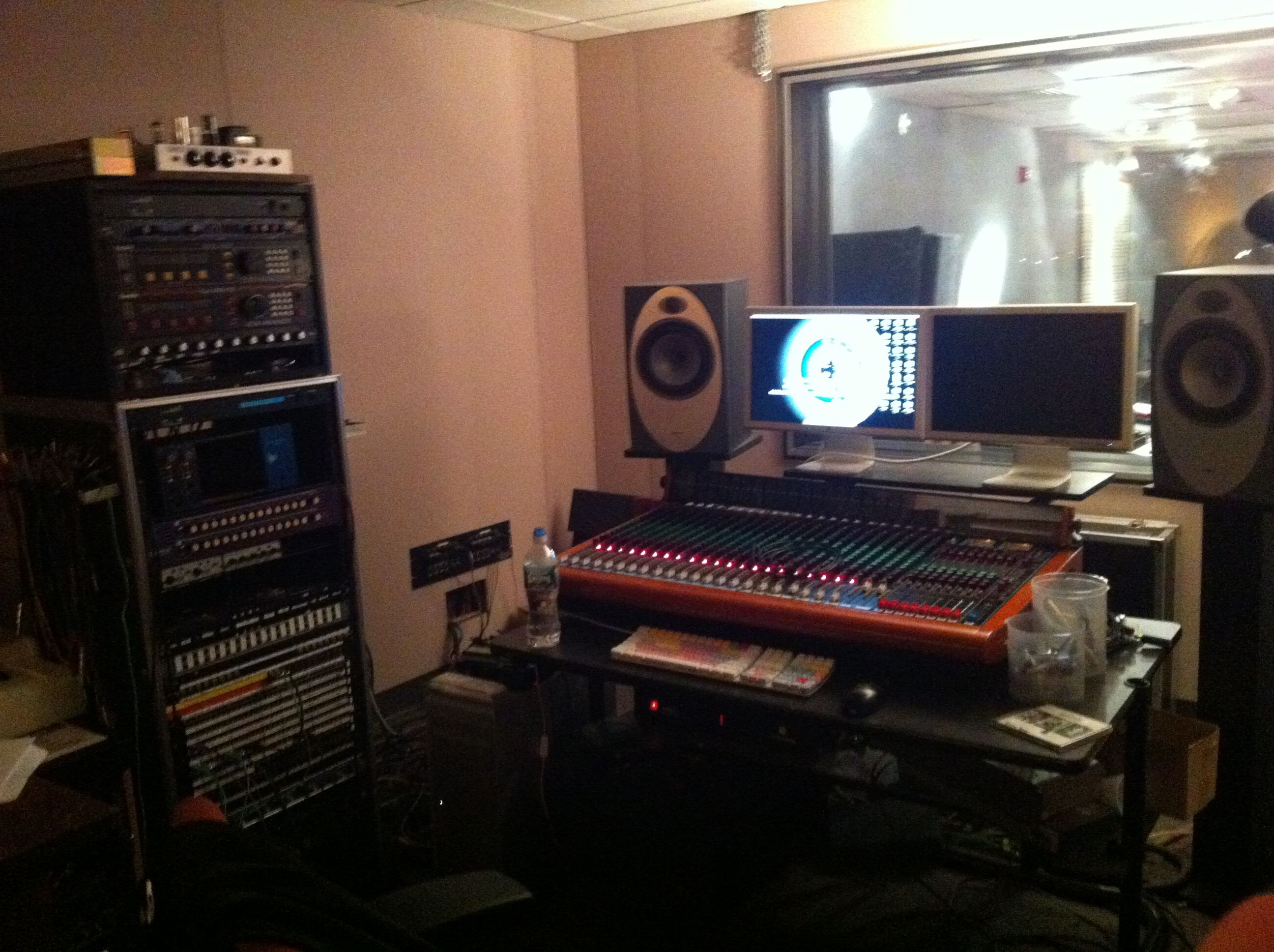 Behind The Desk At The University Of The Arts 2nd Floor Merriam
