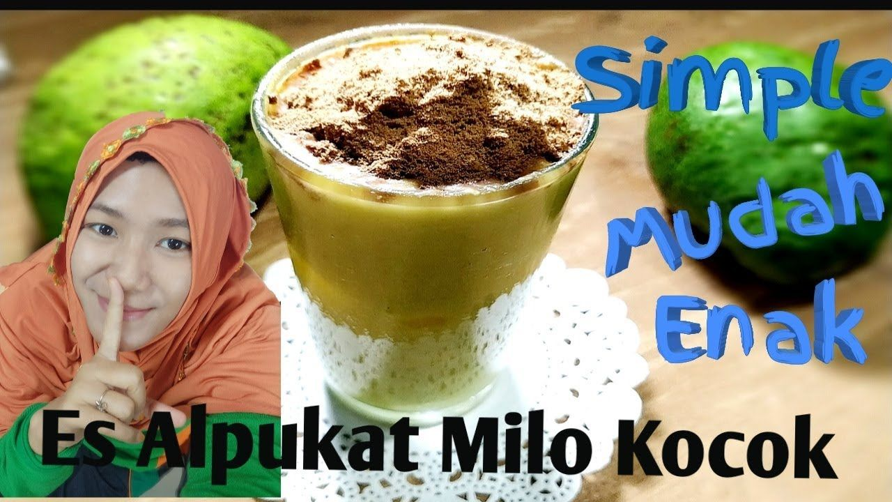 Pin On Resep Minuman