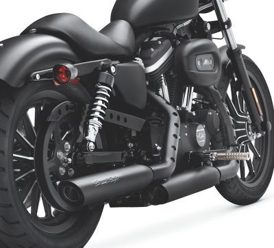 Shorty Dual Slip-On Mufflers | Motorcycles all types