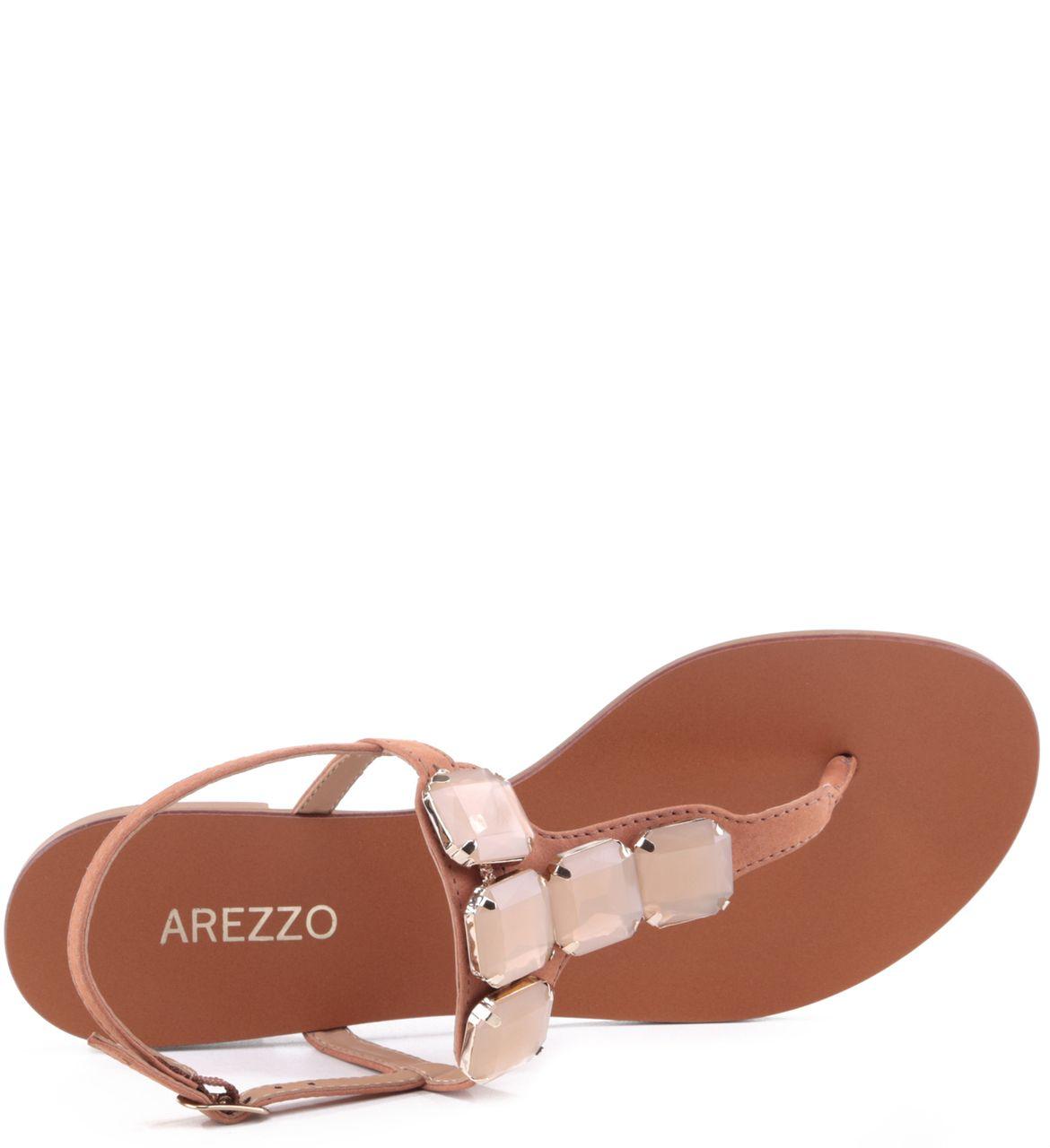 0cb3d0ea8 Rasteira Pedraria Maxi Blush | Arezzo | RASTEIRAS | Zapatos ...