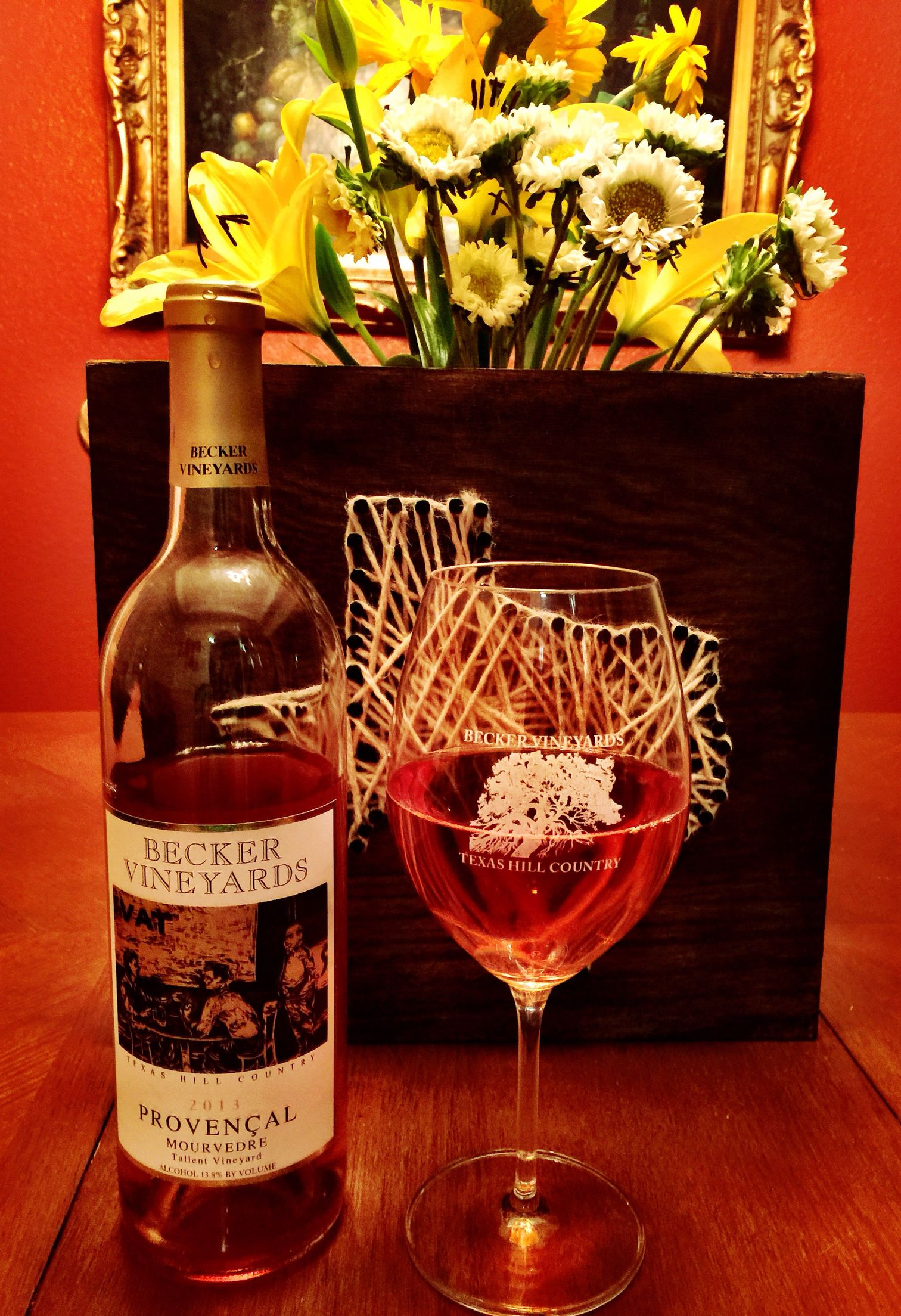 Becker Vineyards Provencal This Dry Rose Contains Delicate Pear Floral And Strawberry Notes Wines Wine Bottle Rose Wine Bottle
