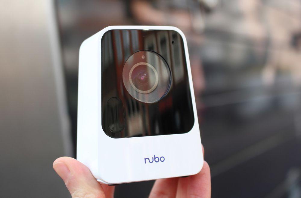 4G Connectivity Nubo Camera4