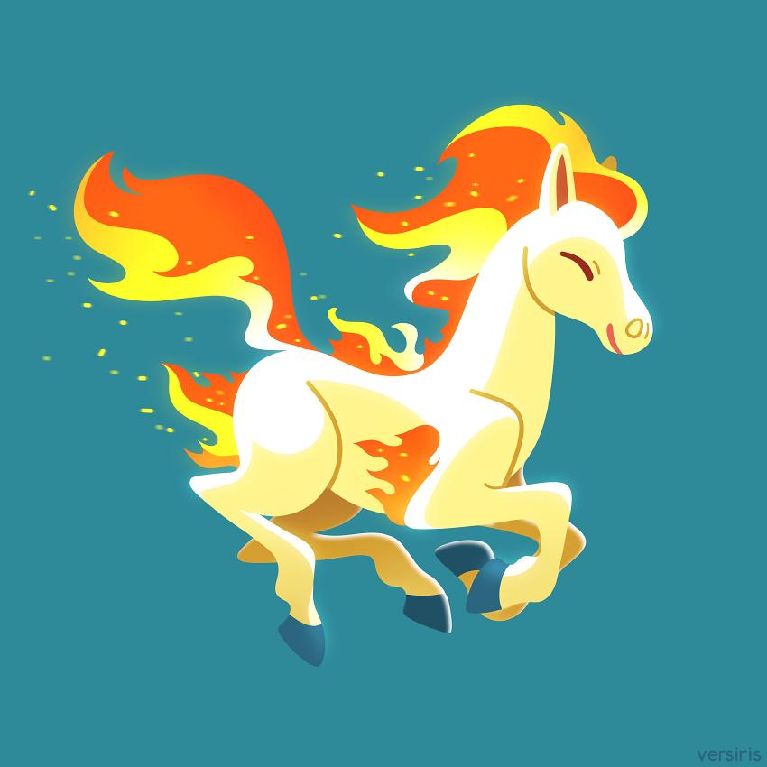 PKMN Ponyta by on