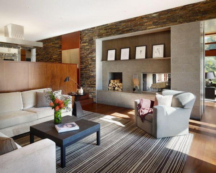 Wohnzimmer Gem\u00fctlich Modern Ausgeglichenes Auf Moderne | Badezimmer  Neu Gestalten House | BADEZIMMER NEU GESTALTEN HOUSE | Pinterest