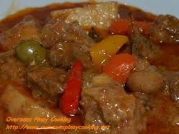 beef afritada how to cook