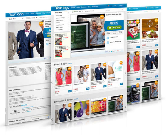 Let me introduce you to WPGroupbuy, a Groupon clone theme, one of ...