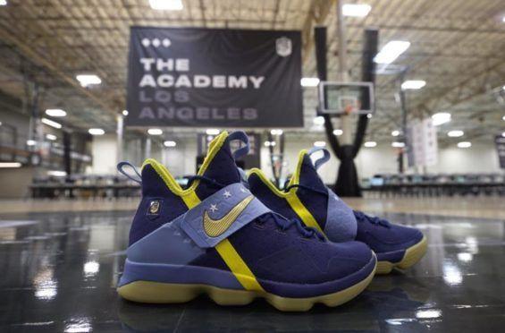 3463bdec913b The Nike LeBron 14