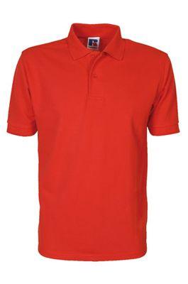 Zeige Details für Strapazierfähiges Polo: Strapazierfähiges Poloshirt aus 65% Polyester und 35% ringgesponnenem Baumwoll-Piqué, Knopfleiste mit farblich abgestimmten Knöpfen, exzellente Produkteigenschaften auch nach häufigem Waschen, Nackenband, Seitenschlitze, Flachstrick-Kragen und Ärmelbündchen mit doppelten Strukturstreifen, trocknergeeignet und waschbar bis 60 °C (bei unbe- druckter Ware), verstärkte Schulternaht,