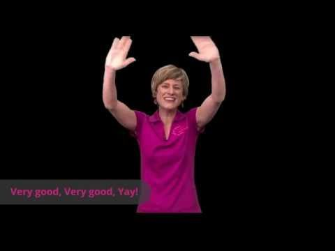 The 4 Steps of Laughter Yoga Exercise - YouTube