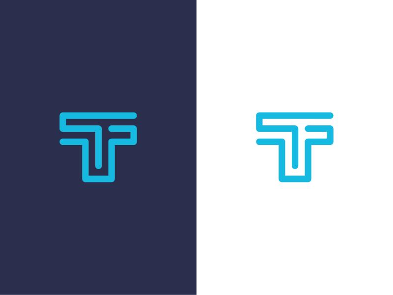 T Logo Design Branding Design Logo Monogram Logo Design Letter Logo Design