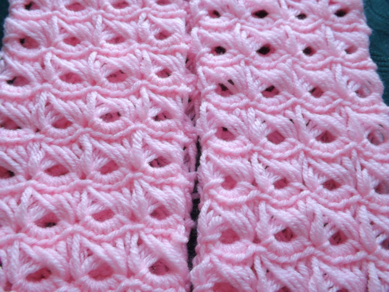 Famoso Crochet Punto Palo de Escoba Parte 1 | Ideas ganchillo | Pinterest  FA61