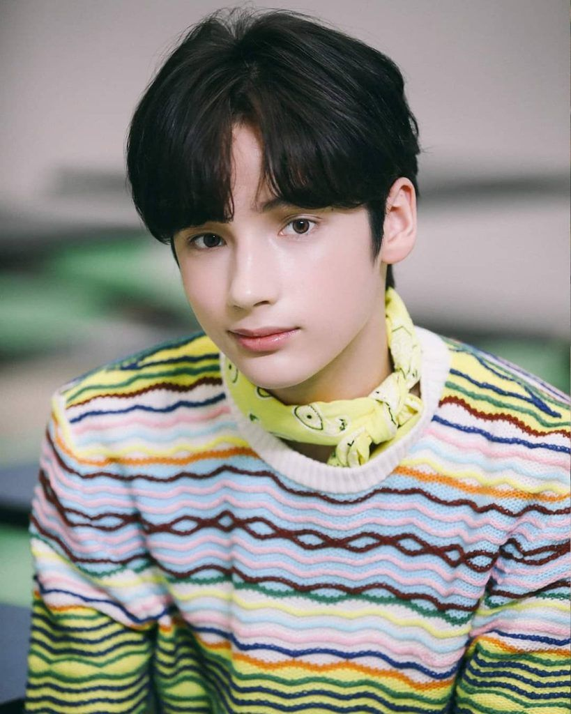 Kpop Profile Txt Huening Kai Txt Kai South Korean Boy Band