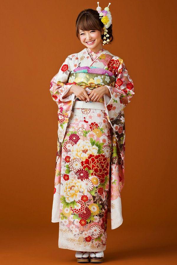 Kimono 振袖 Kimono S Japan Mensen