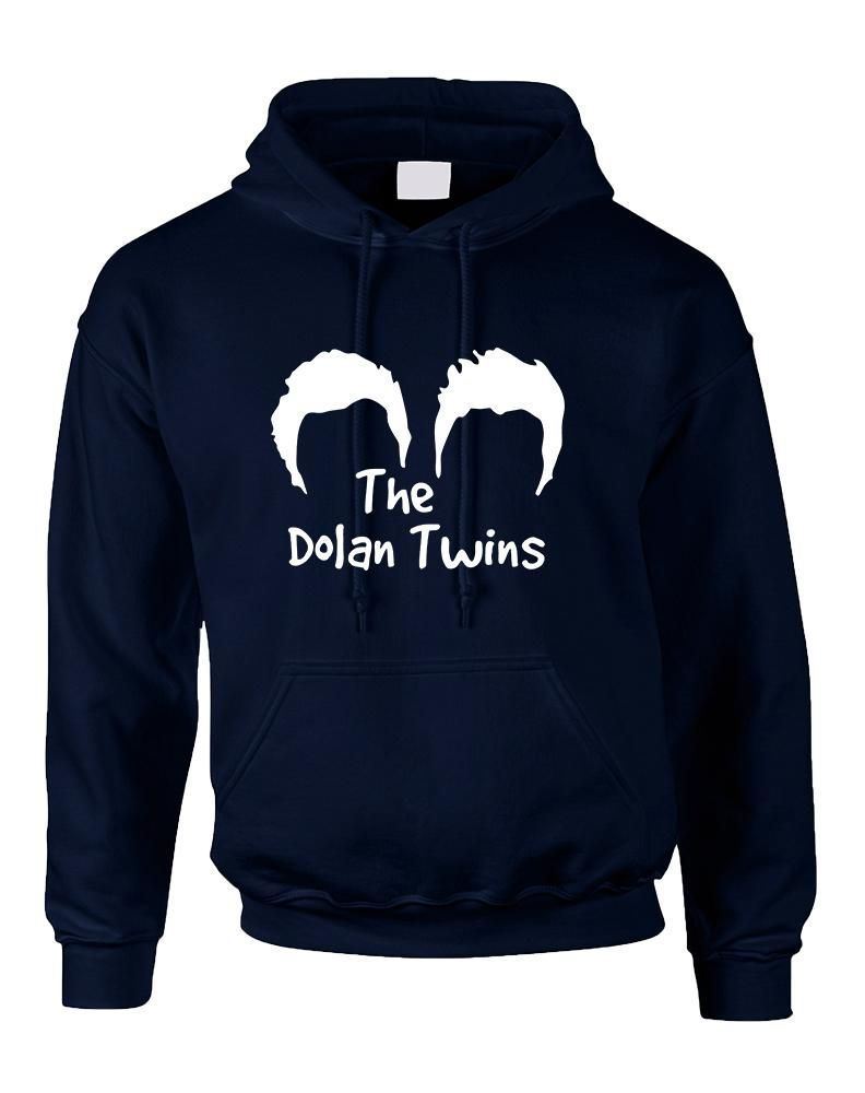 a5d71e18d Adult Hoodie The Dolan Twins Trendy Cute Top Cool Gift | Dolan Twins ...