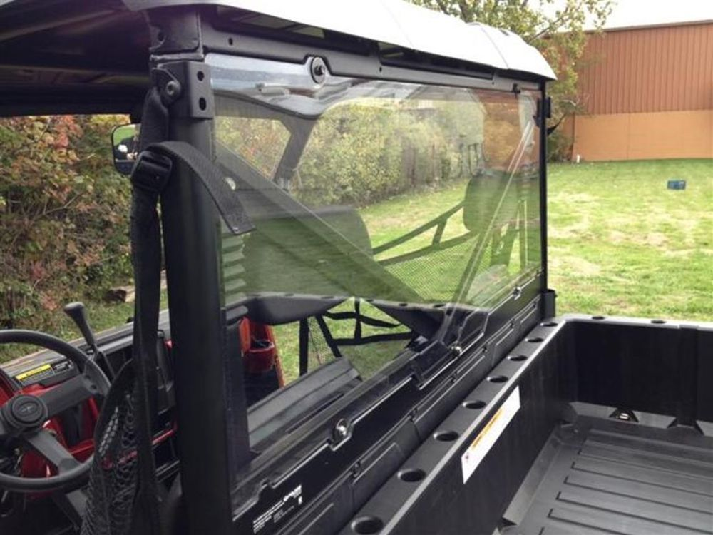 Bad Dawg 2013-2019 Polaris Ranger XP 900 Full Size Rear Window Dust Stopper