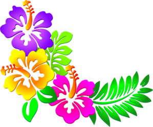Style Guide Clker Hibiscus Clip Art Free Clip Art Flower Clipart