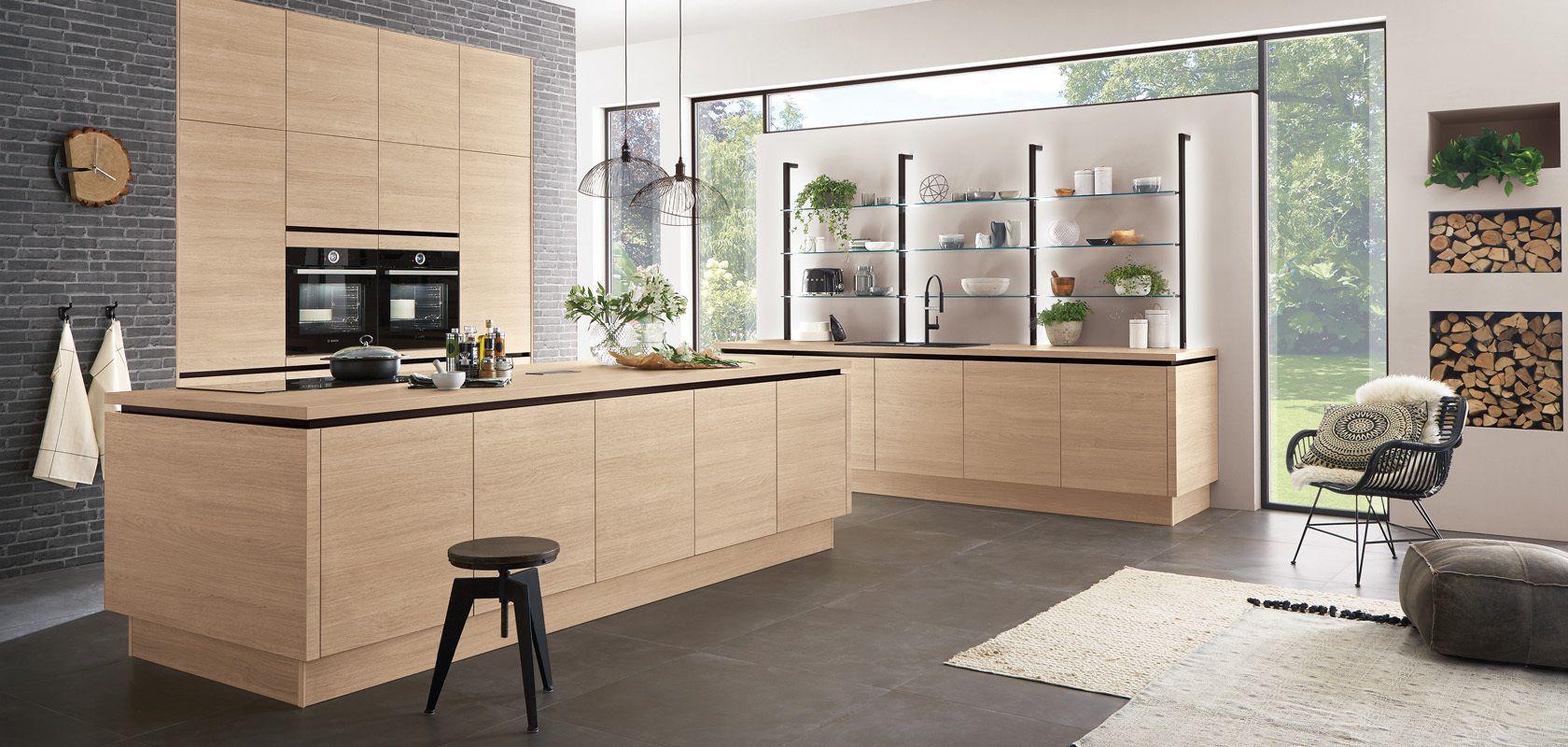 Nobilia Riva 887 In 2020 Modern Kitchen Cabinets Modern Kitchen Kitchen Design