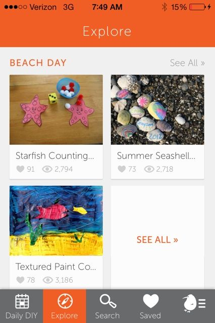 Kiwi Corner App Thousands Of Kid Friendly Crafts In One Place Our