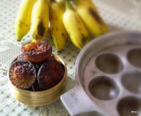 Nei Appam (Neyyappam) | Unni Appam | Sweet Banana Appam for Karthigai Deepam, Gokulashtami, Varalakshmi Vratam