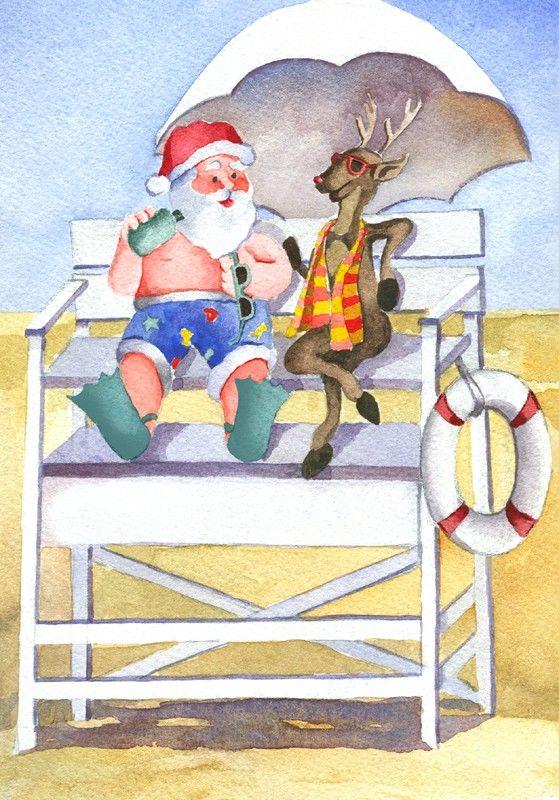 santas santas everywhere by pat on etsy christmas. Black Bedroom Furniture Sets. Home Design Ideas