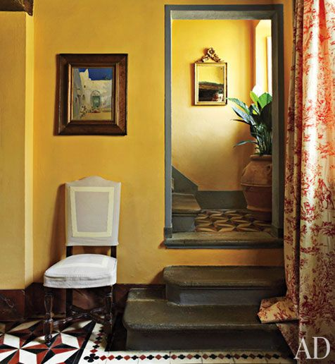 See How Dede Pratesi Brought the History of her 17th-Century Family ...