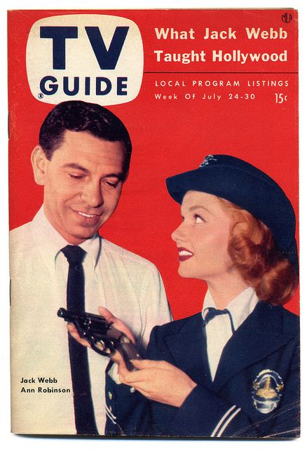 What Jack Webb Taught Hollywood