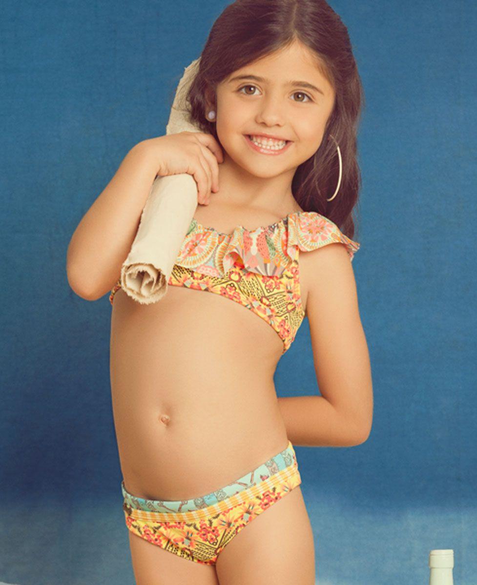 Chicas reef clip de bikinis