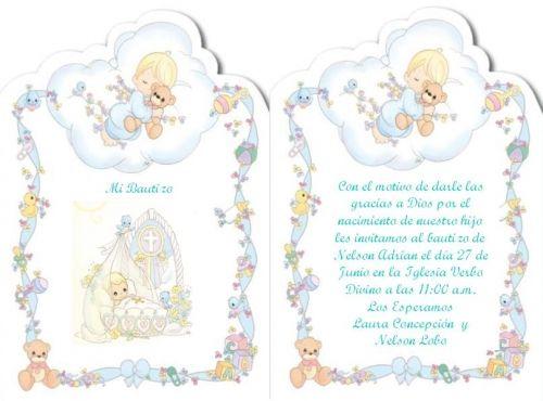 Bordes decorativos para tarjetas DE BAUTIZOS - Imagui | Fondos y ...