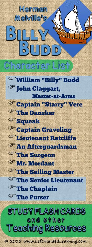 billy budd novel