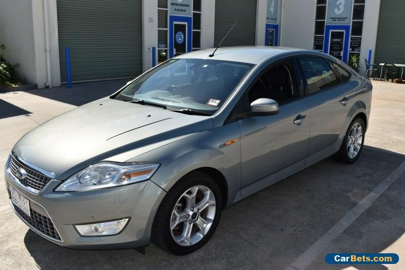 Car for Sale: Ford Mondeo 2008 TDCI | Ford mondeo, Cars ...