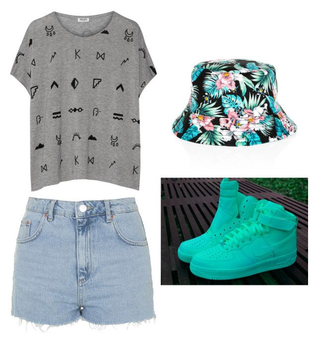 """""""Outfit Idea by Polyvore Remix"""" by polyvore-remix ❤ liked on Polyvore"""