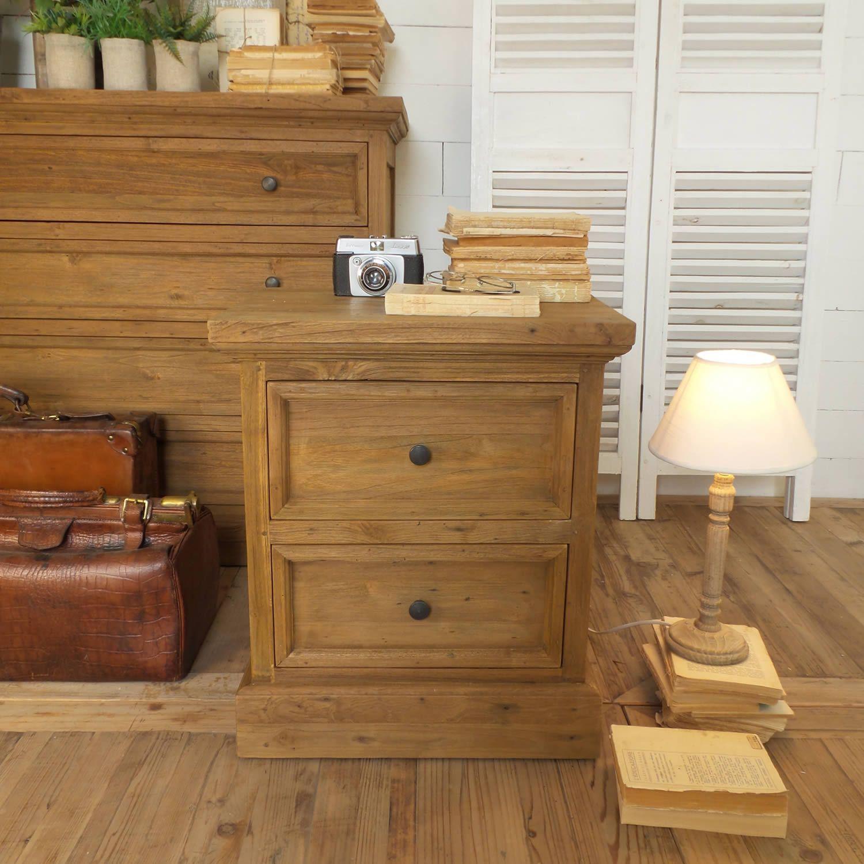 Acquista online il comodino batavia di orchidea in legno for Mobili di marca in offerta
