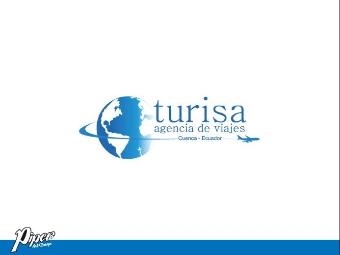 Logo Agencia De Viajes Turisa Travel Agency Logo Travel Logo Travel Agency