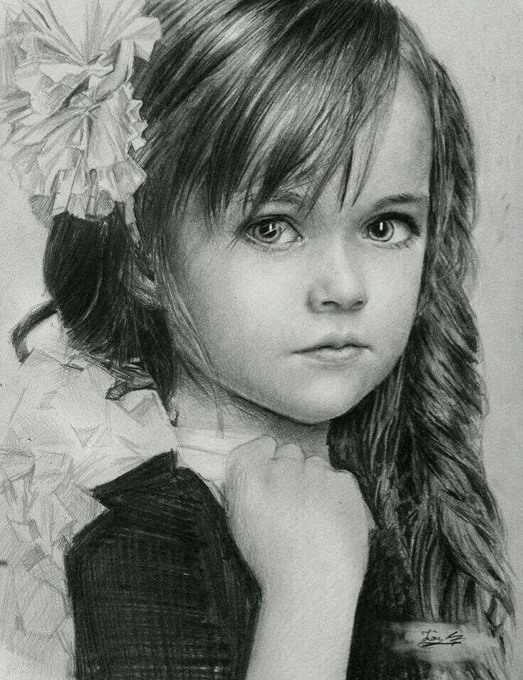 Pin by marina vedernikova on pencil drawings in 2018 pinterest dessin portrait peinture and - Dessin mouton ...
