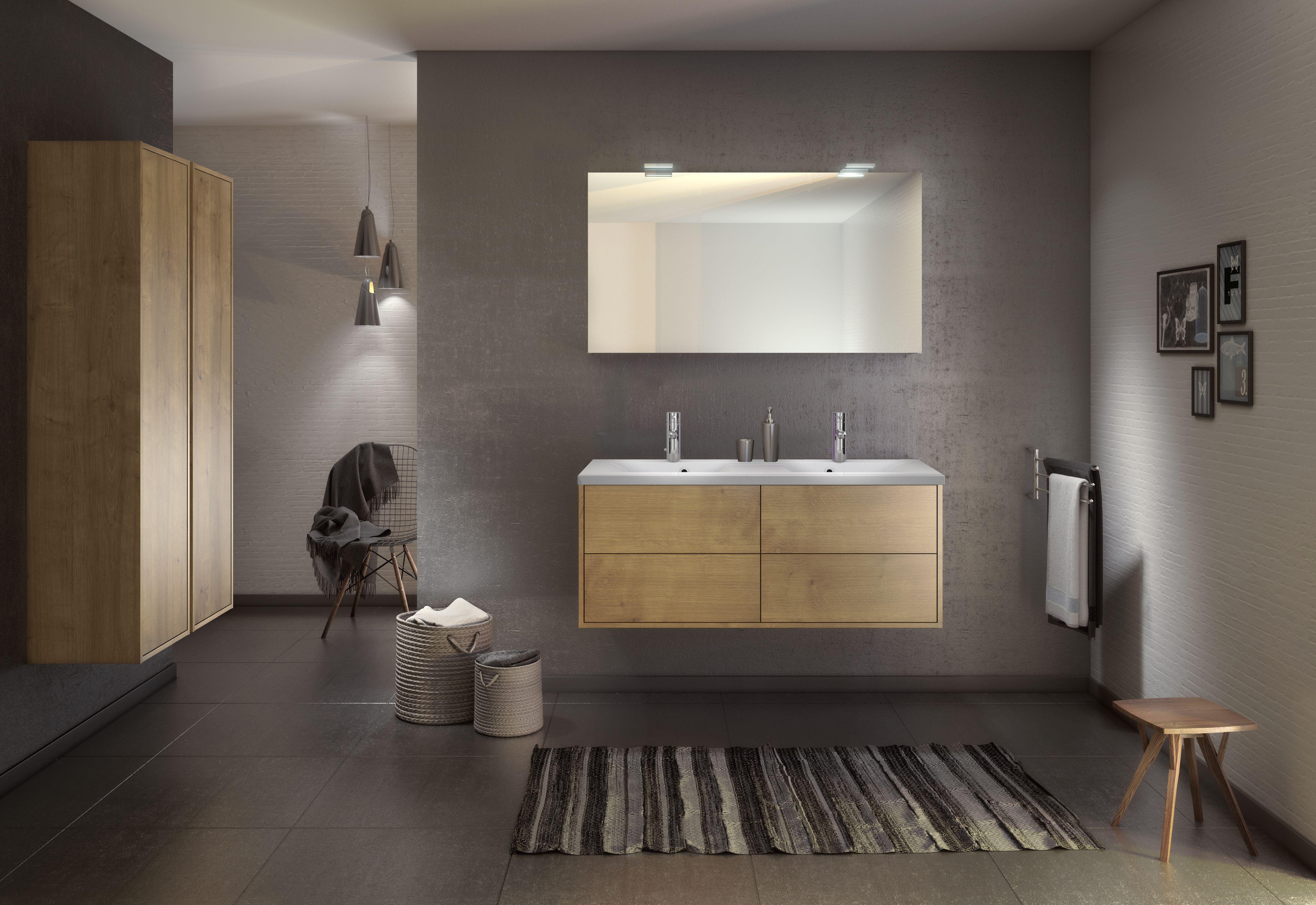 Salle De Bains France ~ meubles de salle de bain marny allibert france salle de bains